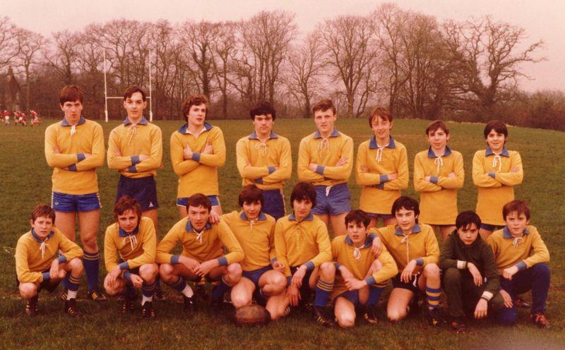 Minimes 1981 à Crowborough