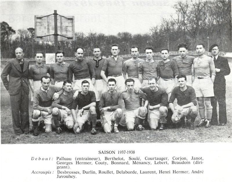 Le Rugby à Montargis 1900 - 1970 PHOTO  p14