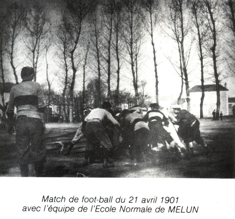 Cent ans de rugby à Montargis PHOTO p7