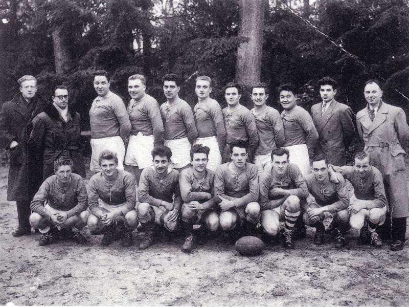 Cent ans de rugby à Montargis PHOTO p12c