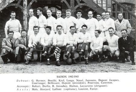 Le Rugby à Montargis 1900 - 1970 PHOTO p16