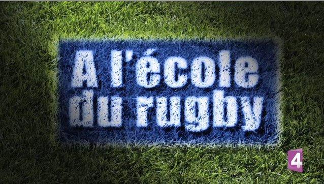 Doc à l'école de rugby