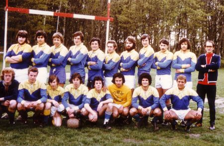 USMMontargis rugby juniors 1973-1974
