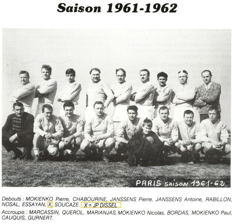 Cent ans de rugby à Montargis PHOTO p13