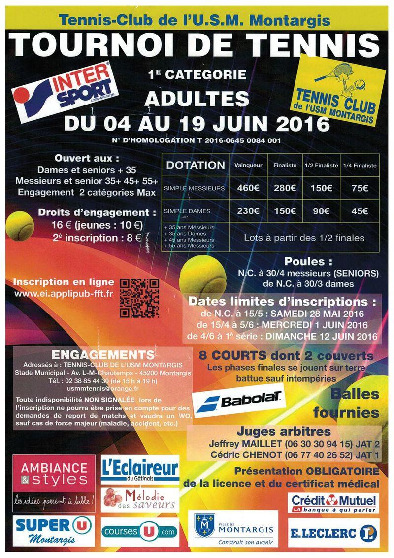 TOURNOI TENNIS 06-2016