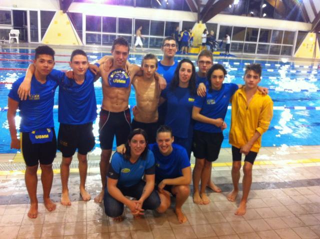 2014 11 23 Championnats départementaux - Saran