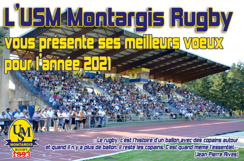 Rugby voeux 2021